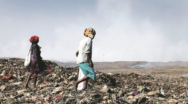 mumbai fire, mumbai garbage dumping ground, fire in mumbai dumping ground, BMC, mumbai news