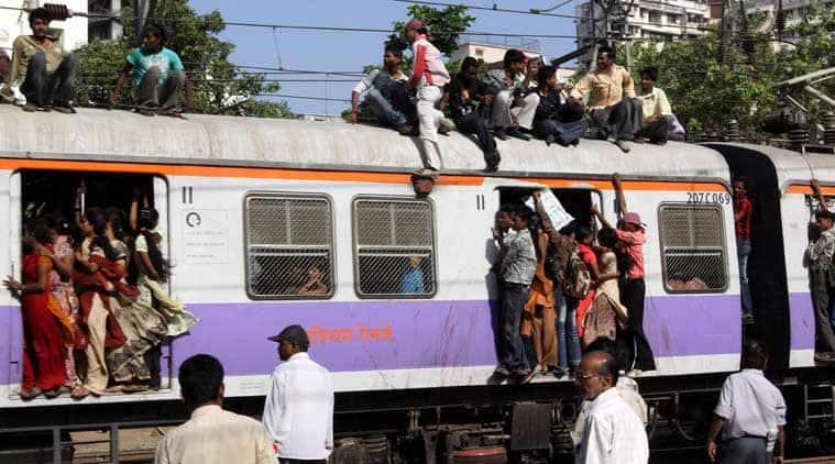 Mumbai local train, Mumbai AC local, Mumbai local AC train, Mumbai AC Local, AC trains Mumbai local