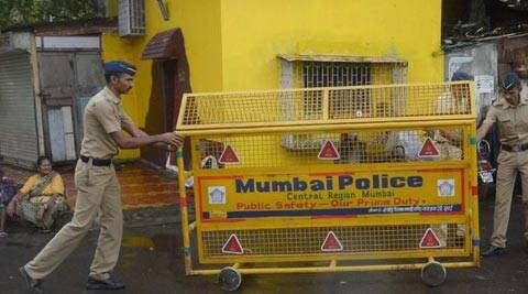 mumbai cop, mumbai police, anti corruption bureau, mumbai cop arrested, indian express mumbai