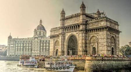 HDR, Mumbai Monuments, India