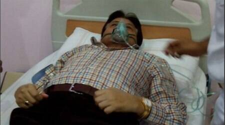 Pervez Musharraf hospitalised after fainting at home