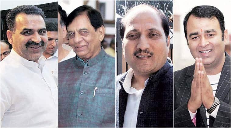 Muzaffarnagar, Muzaffarnagar bypolls, UP by polls, BJP, Sanjeev Balyan, Hukum Singh, Suresh Rana, Sangeet Singh Som, India news