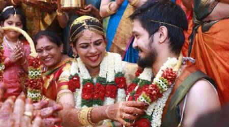 Nakul, Nakul Wedding, Nakul Ties Knot, Sruti Bhaskar, Nakul Sruti Bhaskar, Nakul Ties Knot With Girlfriend, Nakul Sruti Bhaskar Married, Nakul Married, Nakul Marraige, Entertainment news