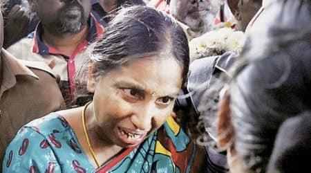 Nalini Sriharan, Nalini, Rajiv Ganshi assassin, Rajiv Gandhi assassination, Rajiv Gandhi murder, Madras HC Parole, Nalini Parole, Tamil Tigers, LTTE, Nalini Life imprisonment, Chennai news, Tamil Nadu news, India news