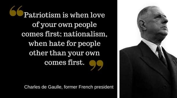 Anti Patriotism Quotes