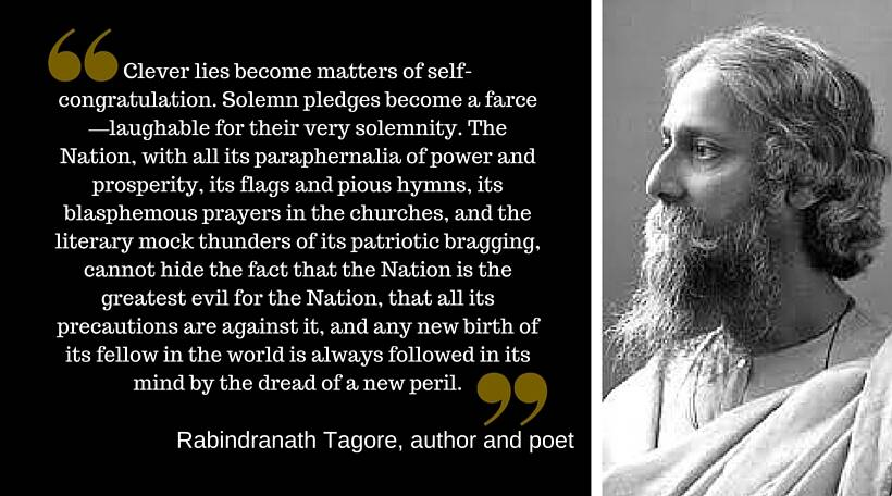 So What Is Nationalism Heres What Tagore Einstein Orwell Etc  Read His Essay Notes On Nationalism Here Buy Essay Papers also Science In Daily Life Essay  Best English Essay Topics