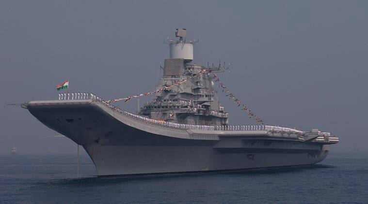 Indian navy, international fleet review, fleet review, vizag fleet review, IFR 2016, Vizag IFR 2016, navy, INS Vikramaditya, INS Viraat, navy fleet, navy fleet Visakhapatnam, navy Visakhapatnam, Pranab Mukherjee, india news, latest news