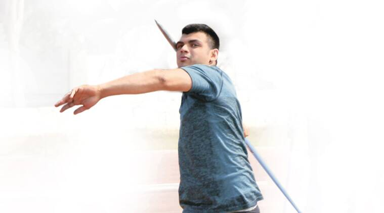 Neeraj Chopra, Neeraj Chopra javelin, Neeraj Chopra, south asian games, SAG javelin, SAG neeraj chopra, Garry calvert, sports news, athletics news