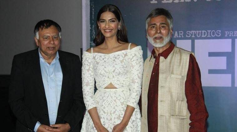 Neerja, Neerja bhanot, sonam kapoor, Neerja bhanot brother, Neerja brother, sonam kapoor neerja, entertainment news
