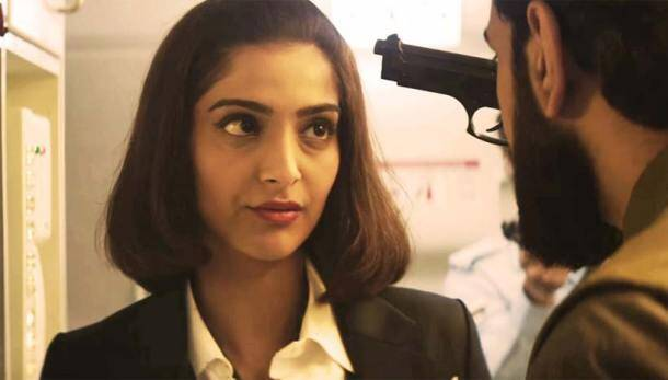 Neeraj review in pics: Sonam Kapoor carries off the demanding role with ease