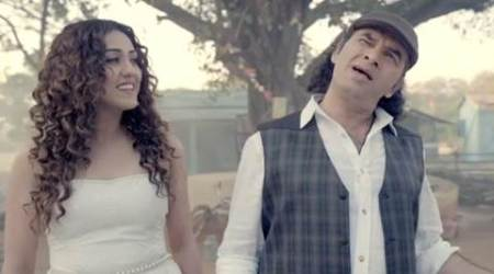 Singing a love anthem was great: Neeti Mohan & MohitChauhan