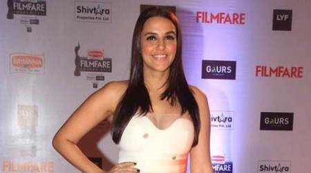 Neha Dhupia feels tad dissatisfied with her career