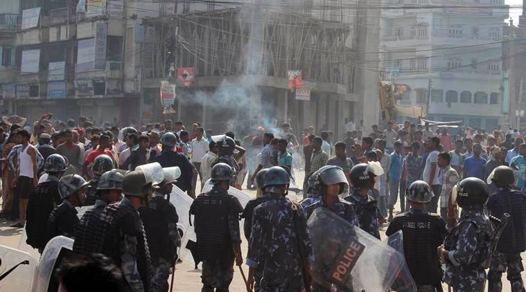 madhesis, madhesis protest, madhesi nepal, nepal, nepal news, nepal constitution amendment, madhesi demands, madhesi demands constitutional amendment, world news, indian express