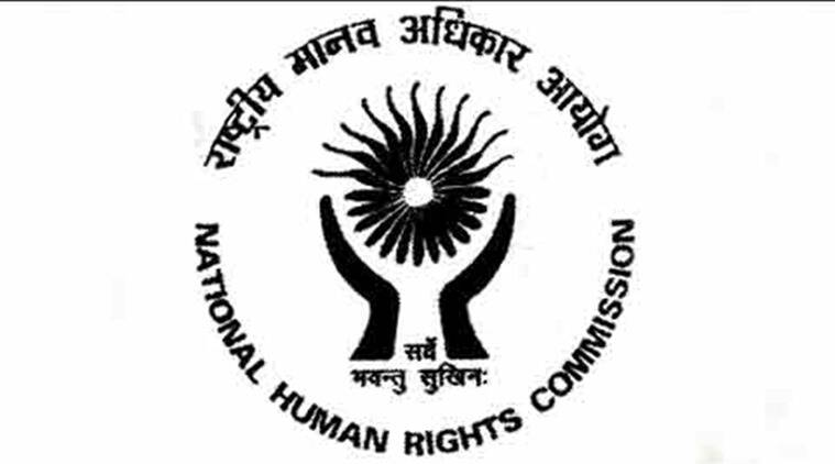 noida encounter case, noida encounter protest, NHRC, human rights group, fake encounter, noida news, indian express news