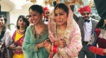 nimrat kaur, nimrat kaur sister, nimrat kaur pics, nimrat kaur wedding pics, nimrat kaur photos, nimrat kaur sister, nimrat kaur sister pics, nimrat kaur sister's wedding, nimrat kaur photos wedding