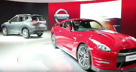 Nissan X-trail & GT-R At Auto Expo 2016: First LookVideo