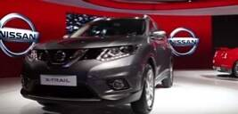 Nissan X-trail & GT-R At Auto Expo 2016: First Look Video