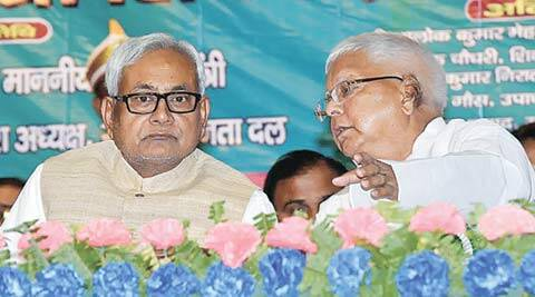 jdu rjd west bengal, mamata swearing in, mamata cm, nitish kumar, lalu prasad yadav, kolkata news, mamata banerjee, mamata west bengal cm, TMC mamata, india news, latest news