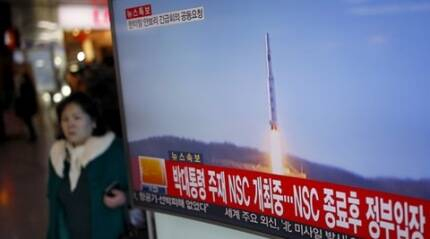 N-Korea says rocket launch a success, Kwangmyong 4 placed into orbit