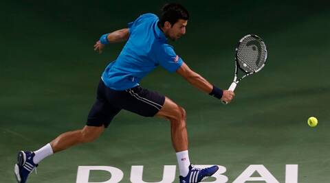 Novak Djokovic registers 700th career win to enter Dubai  Championships quarters