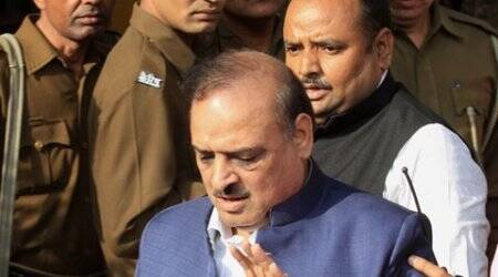 A group of people hit me, my action was 'natural': BJP MLA OPSharma