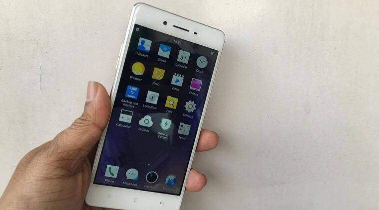 Oppo F1 is the first smartphone from Chinese manufacturer that focus completely on camera