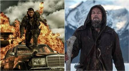 The Revenant, Mad Max: Fury Road: Read review of Oscar nominatedfilms