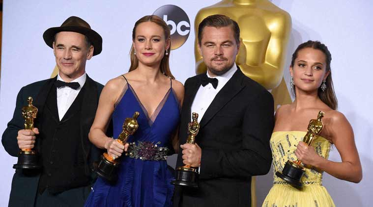 Oscars 2016, Oscars 2016 winners, Academy Awards, Oscars 2016 complete list winners, Priyanka Chopra, Alicia Vikander, Spotlight, The Big Shot, The Revenant, Spotlight