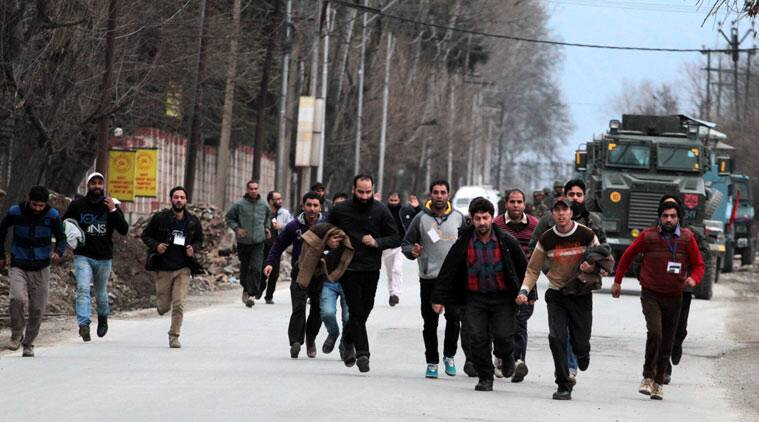 Pampore, Pampore encounter, Pampore EDI terrorists, Entrepreneurs Development Institute, J&K encounter, Pampore EDI campus, terrorists EDI campus