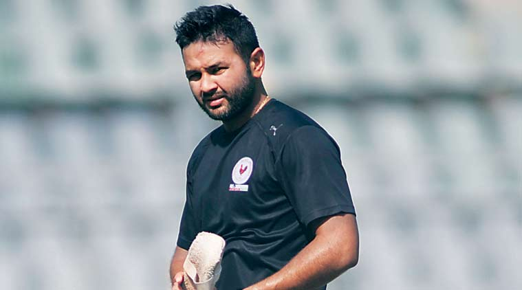 Parthiv Patel was called up after Dhoni suffered back spasm. Patel last played for India four years ago. (File Photo)