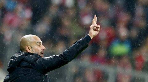 Pep Guardiola signs three-year contract with Manchester  City