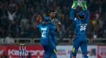 Perera becomes fourth bowler to pick T20I hat-trick