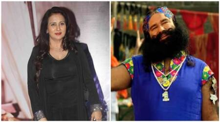 Poonam Dhillon, MSG the Warrior, Gurmeet Ram Rahim Singh, Poonam Dhillon in Msg The Warrior, MSG Online Gurukul, Entertainment news