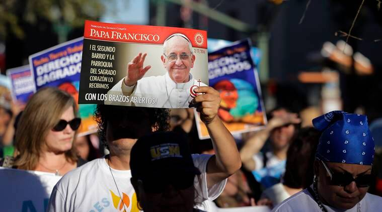 Pope Francis, Mexico, El Paso, Mexico prison riot, US border, Pope in Mexico, Pope Frencis mexico trip, Pope in Mexico, Pope Francis in mexico, pope news, news about Pope, international news, world news