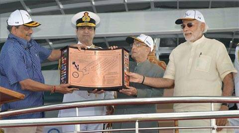 indian navy, pranab mukherjee, india naval projects, india news, india navy projects, president indian navy