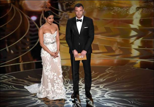 oscars, oscar awards 2016, priyanka chopra, oscar awards presenters,