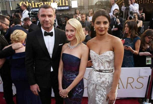 Oscars 2016, Priynaka Chopra, Priyanka Chopra Naomi Watts, Priyanka Oscars 2016