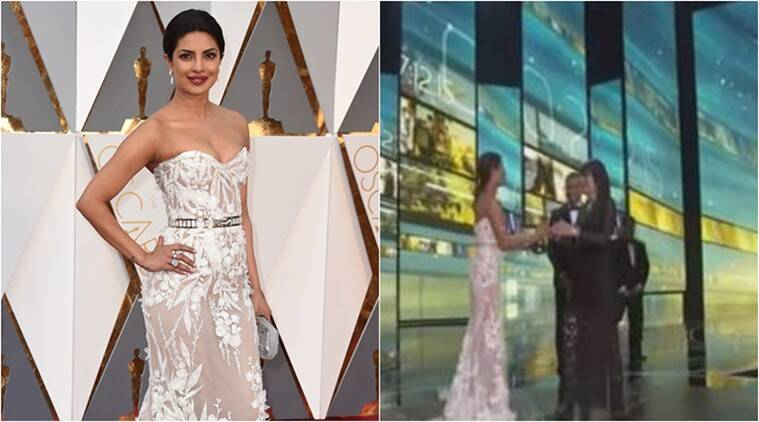 priyanka chopra, oscars 2016, oscars, the academy, oscar awards, oscar awards priyanka chopra, priyanka oscars, priyanka chopra oscar awards, priyanka chopra pics, priyanka chopra oscar pics, priyanka chopra twitter, priyanka chopra twitter pics, priyanka chopra news, entertainment news