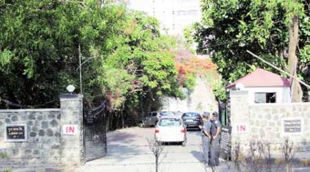 District admin seeks answers from Poona Club on illegal hoardings