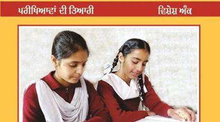 To lessen stress of students, Punjab school board brings out special issue ofmagazine