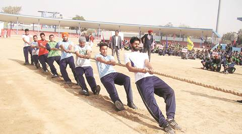 punjab games, ludhiana, Guru Nanak Stadium ludhiana, punjab powers, PSPCL, punjab news, sports news, ludhiana news, latest news