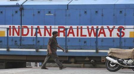 Rs 94,000 crore is capital expenditure, said Railways, a quarter of it only on paper