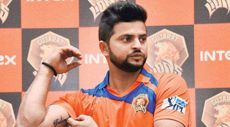 Gujarat Lions captain Raina wants to adopt CSK's winning culture. PTI