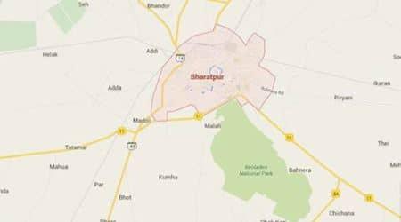 Rajasthan: Jat protesters vandalise railway station, burn trainengine