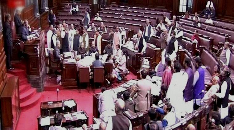 Rajya Sabha, Ghulam Nabi Azad, Thanks on the President's Address, President Address rajya sabha, Motion of Thanks, budget session of parliament, presidents address, latest news, today news, india news, politics, modi jnu, modi india news
