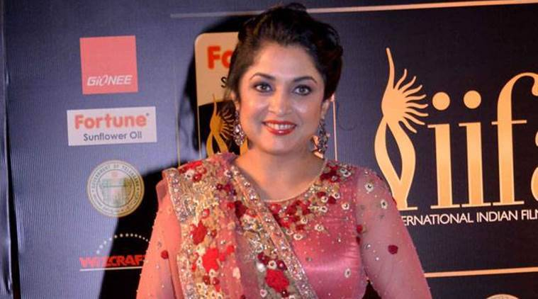 Ramya Krishnan joins the cast of Romantic