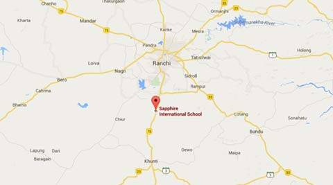 student murder, ranchi student murder, sapphire international school murder, sapphire international school ranchi, jharkhand news, india news