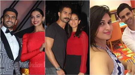 Happy Valentine's Day: Where are Ranveer, Shahid, Divyanka celebrating the day of love