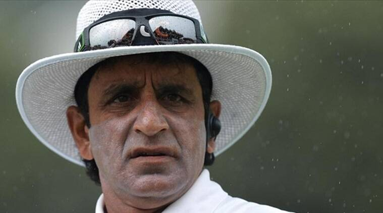 Asad Rauf, Asad, Rauf, Rauf umpire, Asad Rauf umpire, Asad Rauf pakistan, pakistan cricket umpires, pakistan umpires, asad rauf ipl, asad rauf bcci, rauf suspension, rauf spot fixing scandal, rauf spot fixing, ipl spot fixing, ipl spot fixing scandal, ipl scandal, ipl 2016, ipl scores, ipl, cricket scores, cricket news, cricket