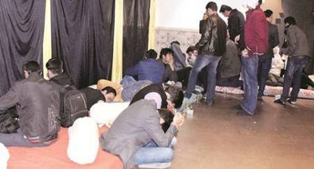 'Rave party' busted in Ambala, 33detained